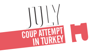 SETA, 15th July Coup Attempt in Turkey